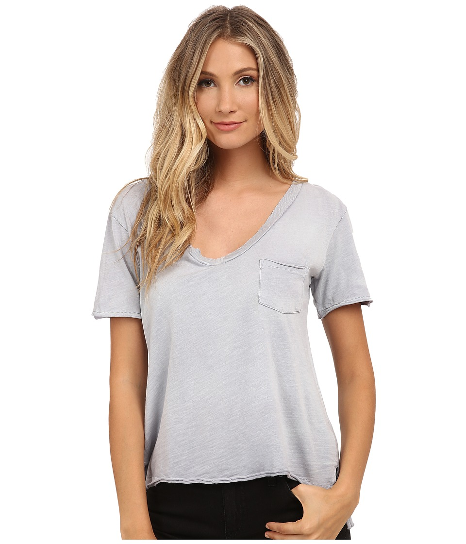 Free People - 757 Tee (Lavendar) Women