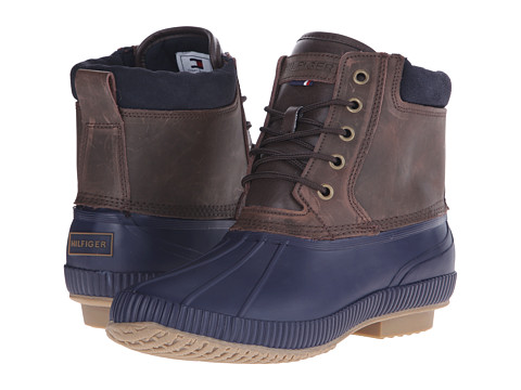 Tommy Hilfiger - Charlie (Brown) Men's Shoes