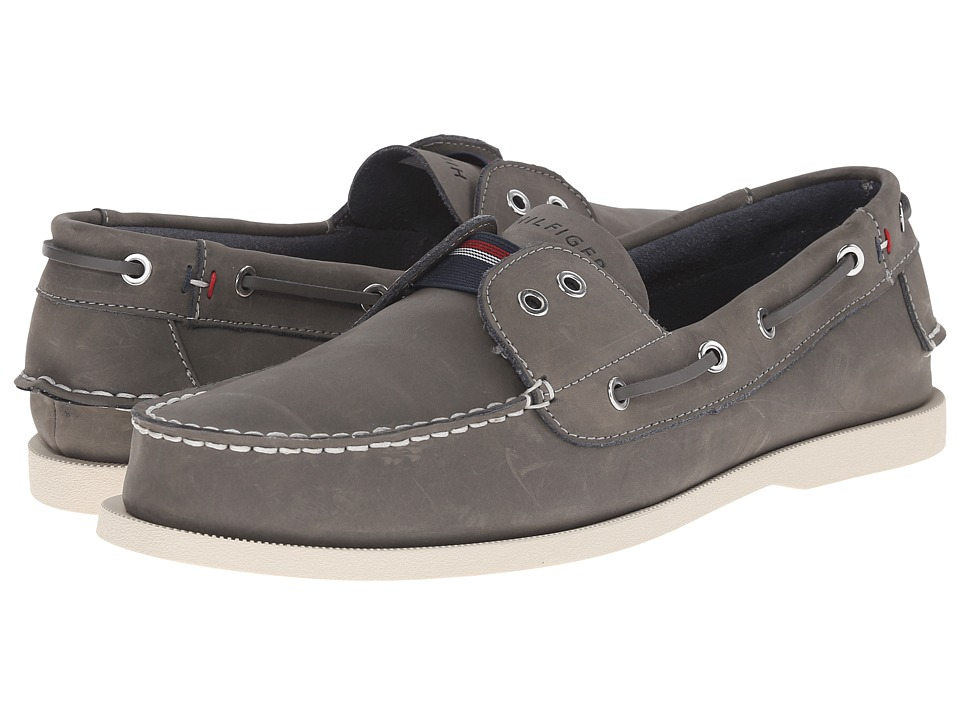 Tommy Hilfiger - Bullhead (Grey) Men's Shoes