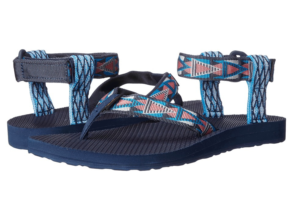 Teva Original Sandal (Mashup Blue) Women