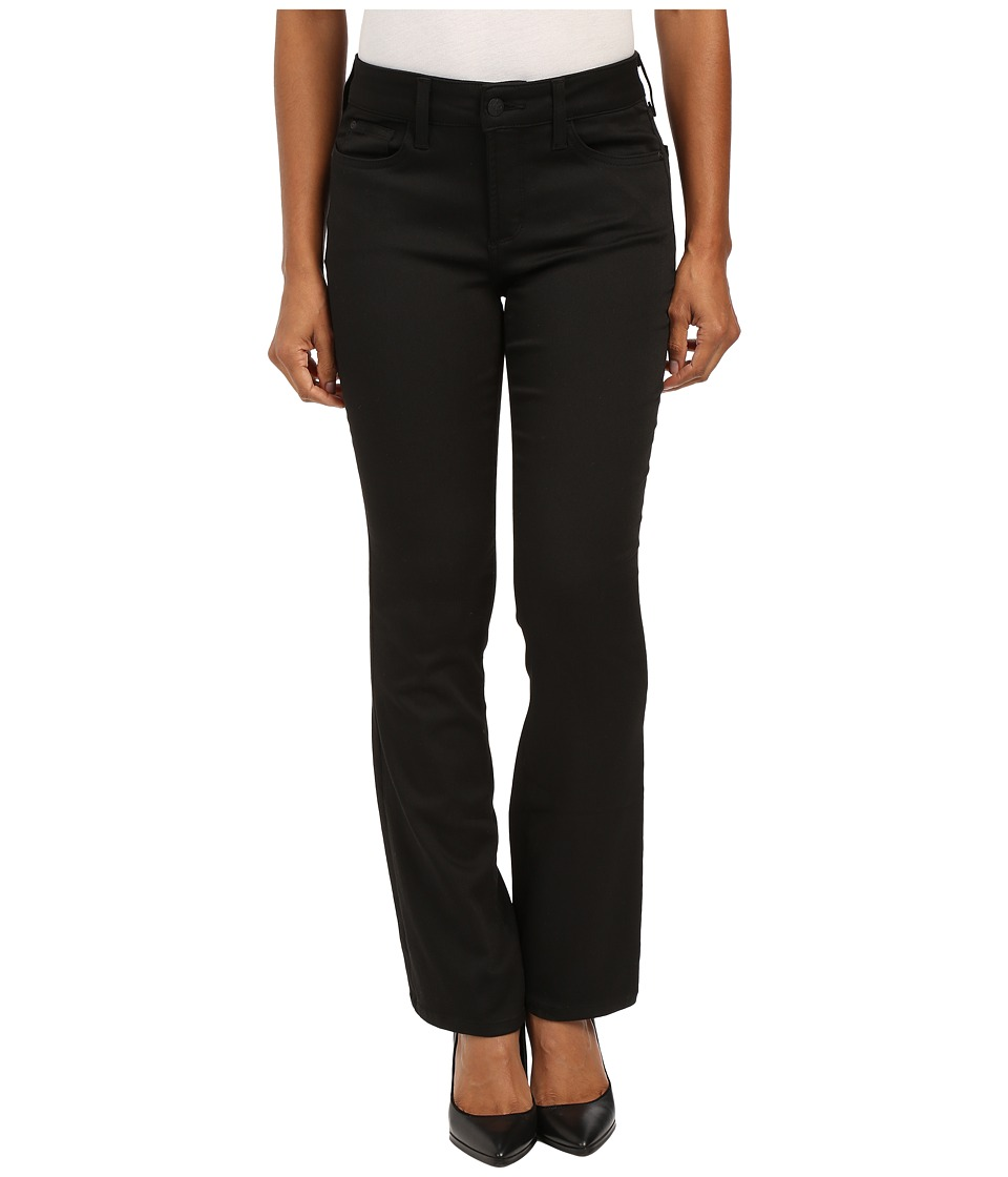 NYDJ Petite - Petite Billie Mini Bootcut (Endless Black) Women's Casual Pants