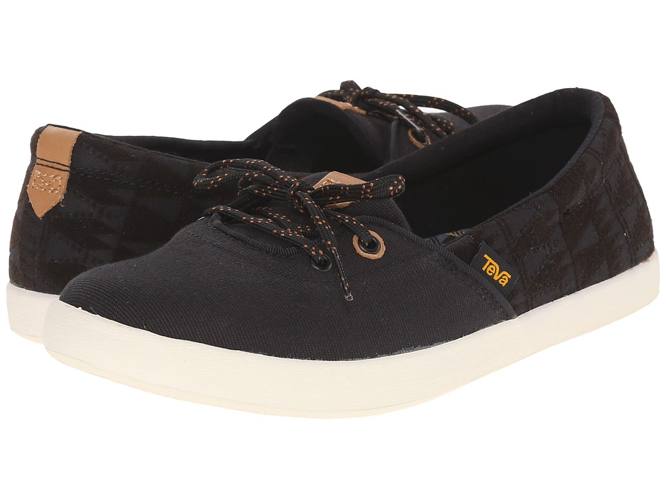 Teva - Willow Slip-On (Black) Women's Slip on Shoes