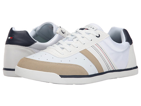 Tommy Hilfiger - Warsaw (White) Men's Shoes