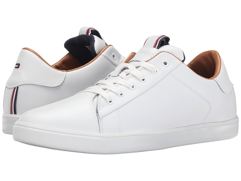 Tommy Hilfiger - Russ (White) Men's Shoes