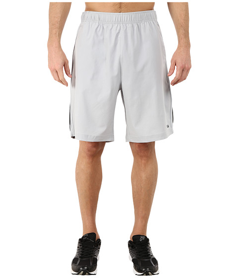 Fila - Fueled Shorts (High Rise/Black) Men's Shorts
