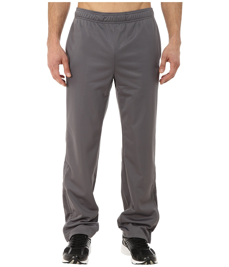 Fila - Schooled Pants (Castlerock) Men's Casual Pants