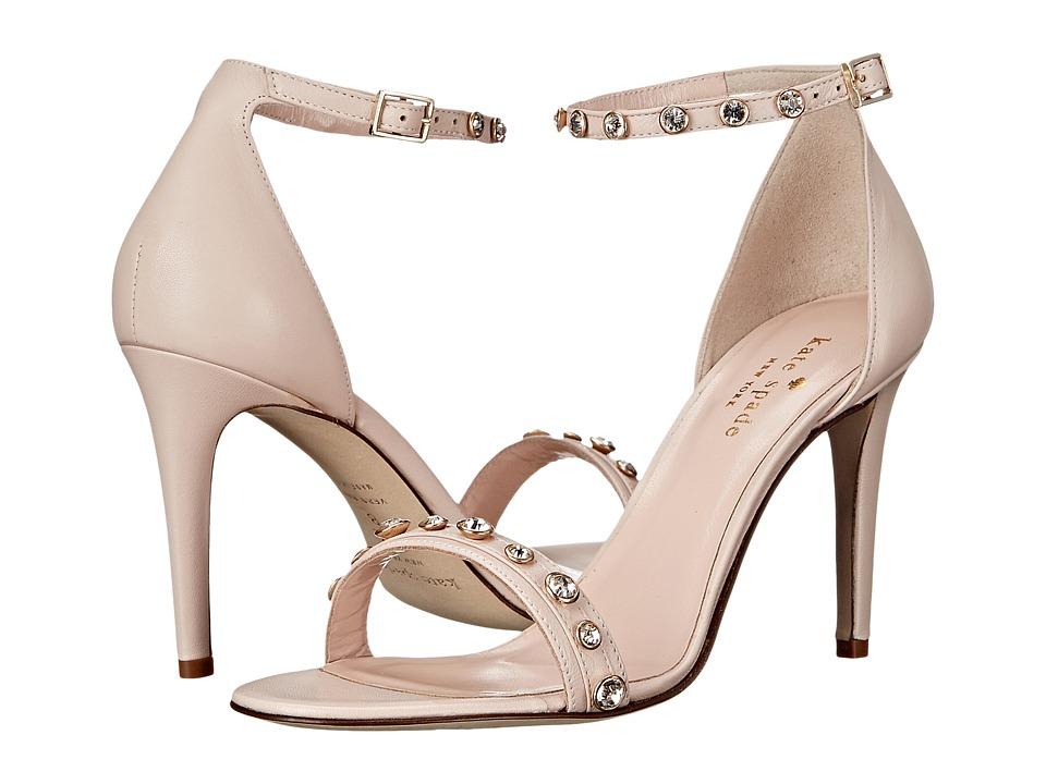 Kate Spade New York - Ivy (Petal Pink Nappa) Women's Shoes