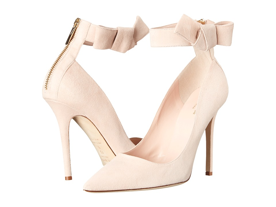 Kate Spade New York - Levie (Pale Blush Suede) Women