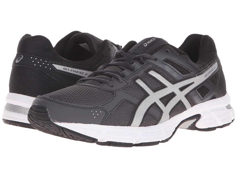 ASICS - Gel-Essent 2 (Dark Grey/Silver/Black) Men