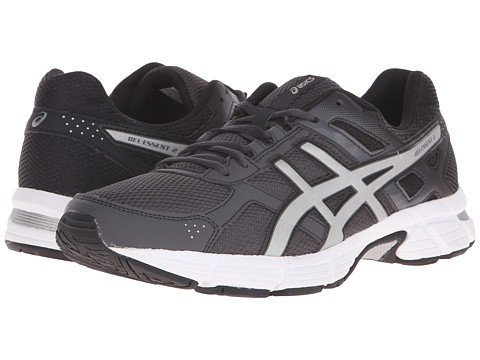 ASICS - Gel-Essent 2 (Dark Grey/Silver/Black) Men's Shoes