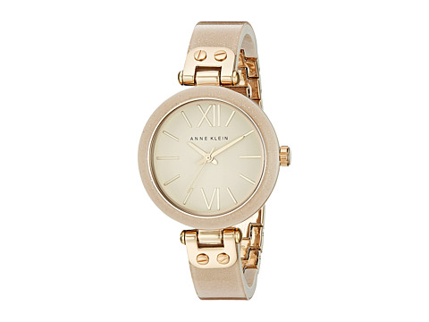 Anne Klein - 10-9652CRCR (Cream) Watches