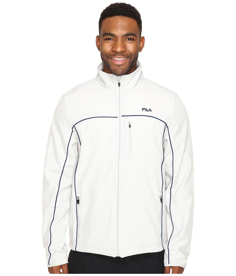 Fila - Adventure Jacket (High Rise/Blue Depths) Men's Coat