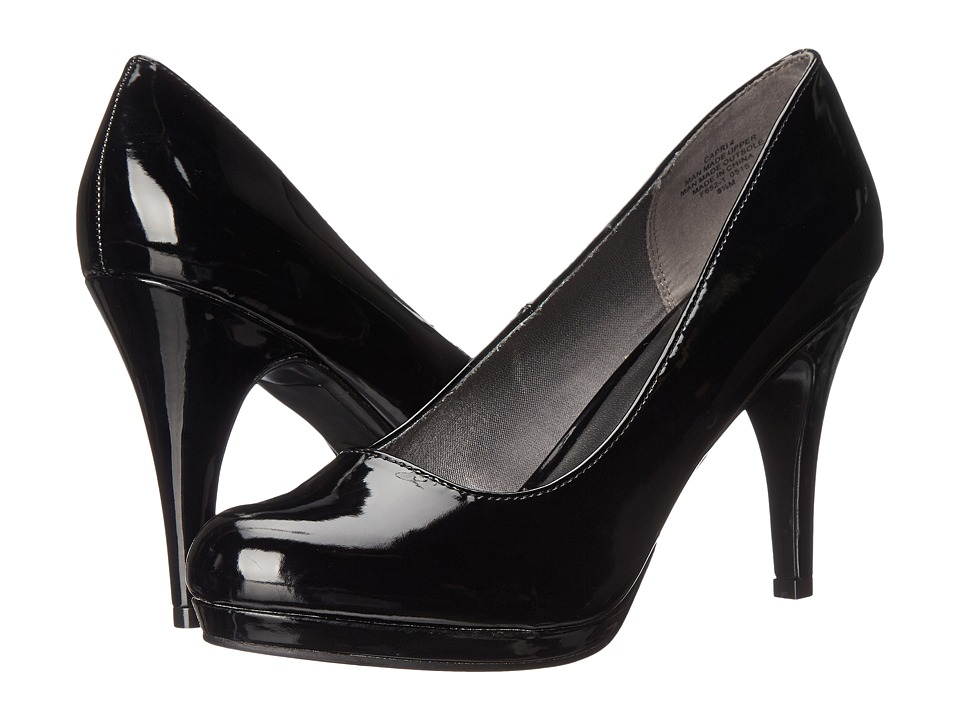 Mootsies Tootsies - Capri-4 (Black Patent) High Heels