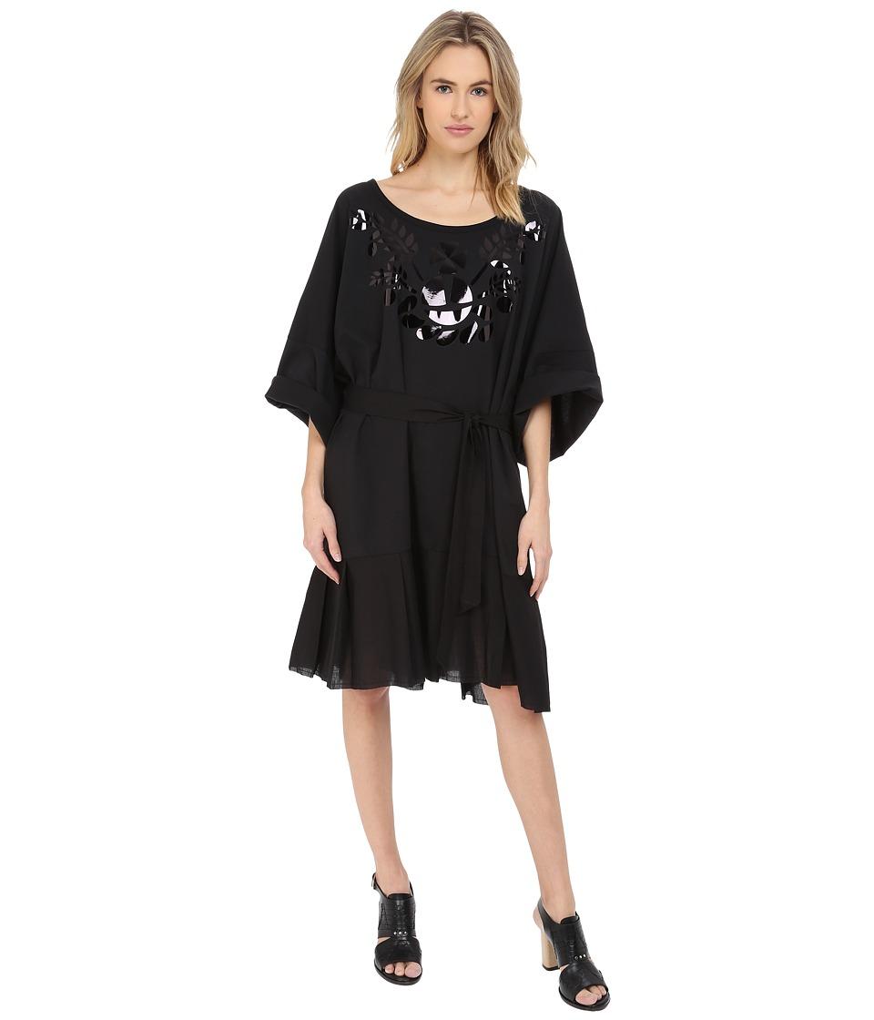 Vivienne Westwood - Pleated Elephant Dress (Black) Women's Dress