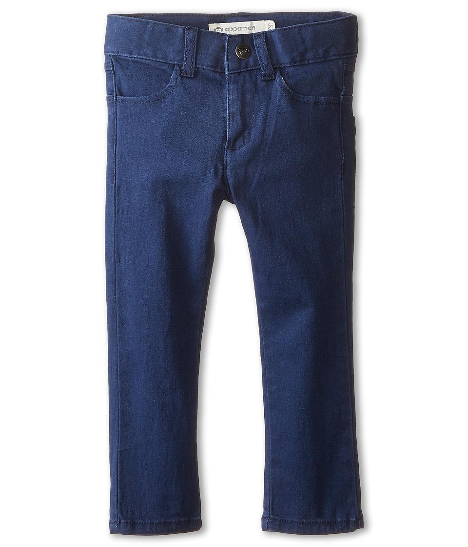 Appaman Kids - Skinny Twill Pants (Toddler/Little Kids/Big Kids) (Galaxy) Boy's Casual Pants