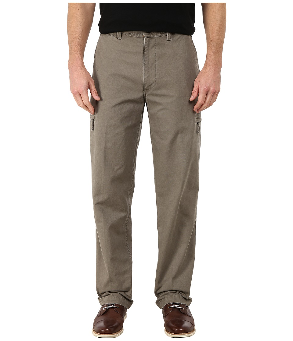Dockers Men's - D3 Crossover Cargo Pants (Canvas - Concrete) Men's Casual Pants