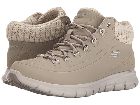 SKECHERS - Synergy - Winter Nights (Stone) Women