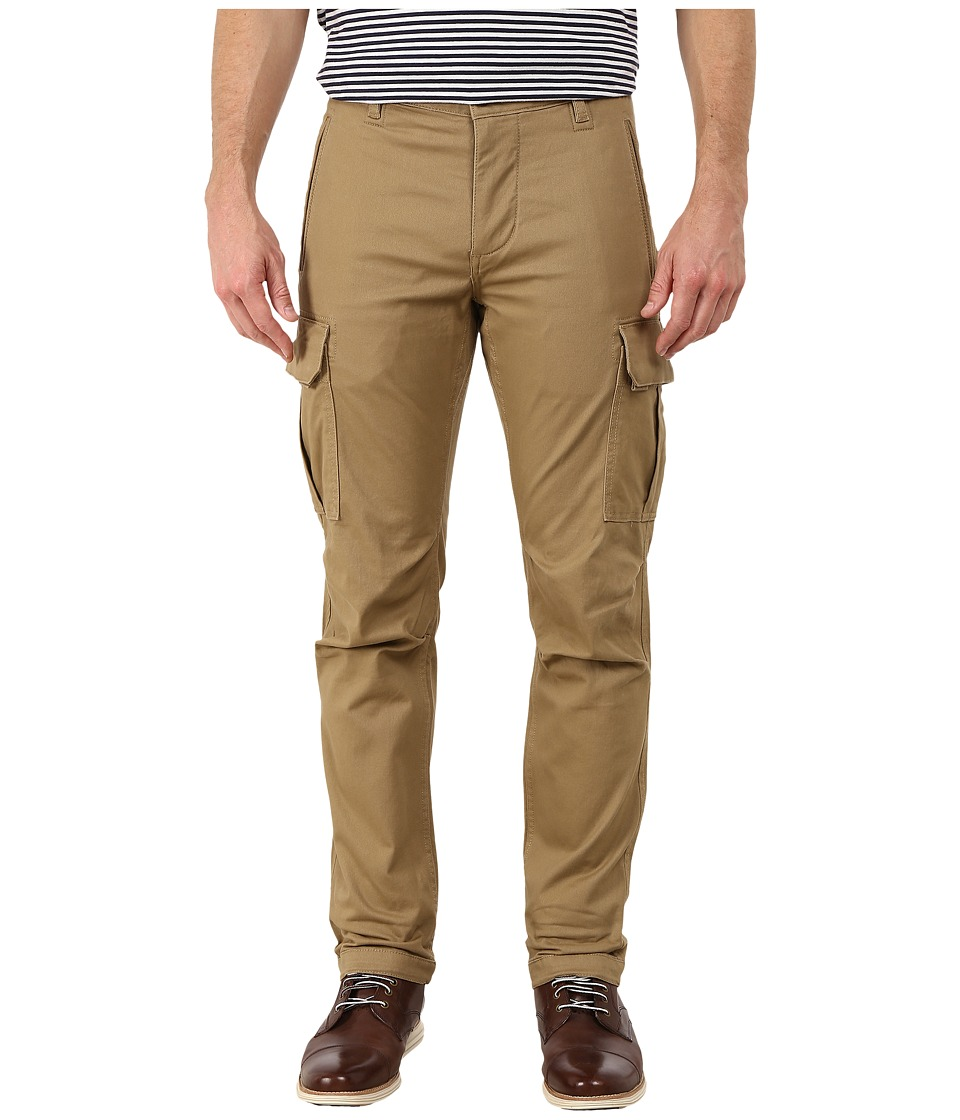 Dockers Men's - Alpha On The Go Gargo (Caramel Khaki) Men's Casual Pants