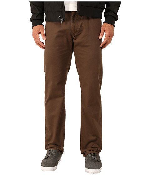 Dockers Men's - 5-Pocket Straight (Corduroy - Hazelnut) Men's Casual Pants
