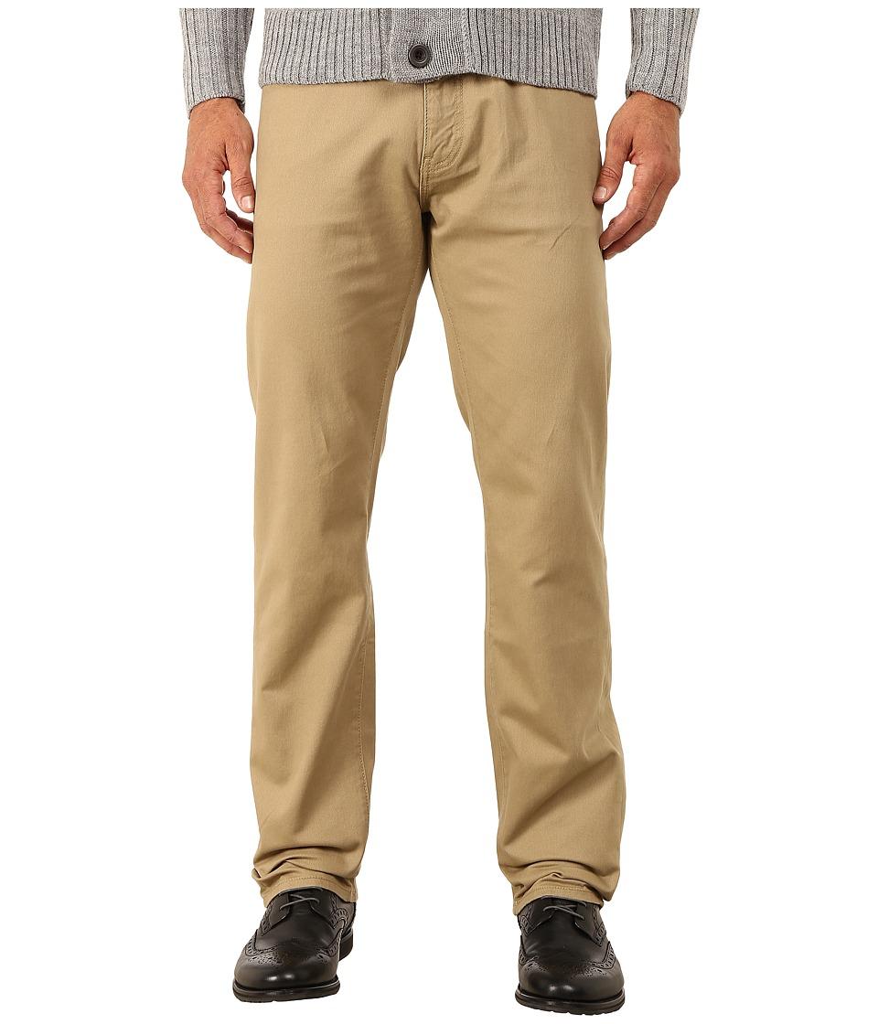Dockers Men's - 5-Pocket Straight (Corduroy - Khaki) Men's Casual Pants