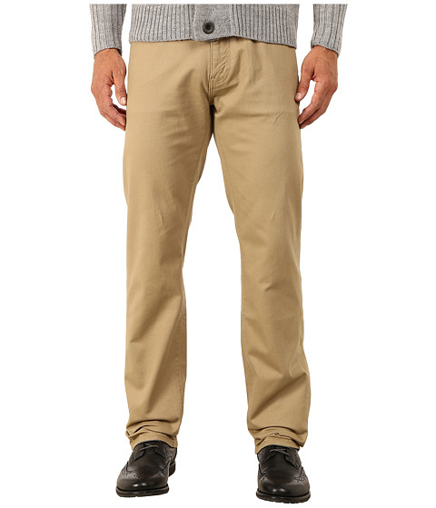 Dockers Men's - 5-Pocket Straight (Corduroy - Khaki) Men's Casual Pants