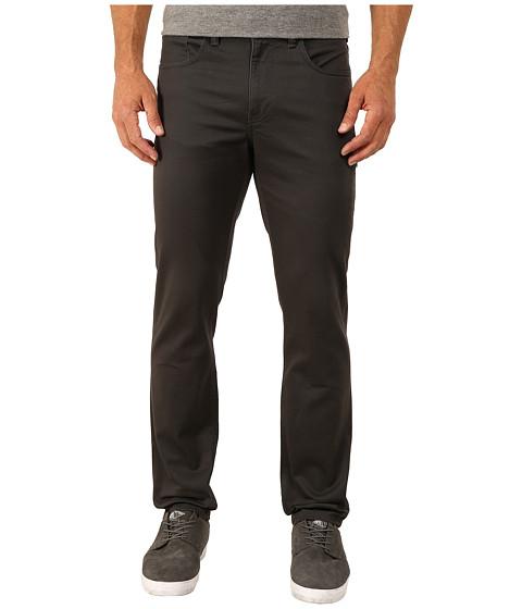 Dockers Men's - 5-Pocket On The Go (Stretch Twill - Steelhead) Men's Casual Pants
