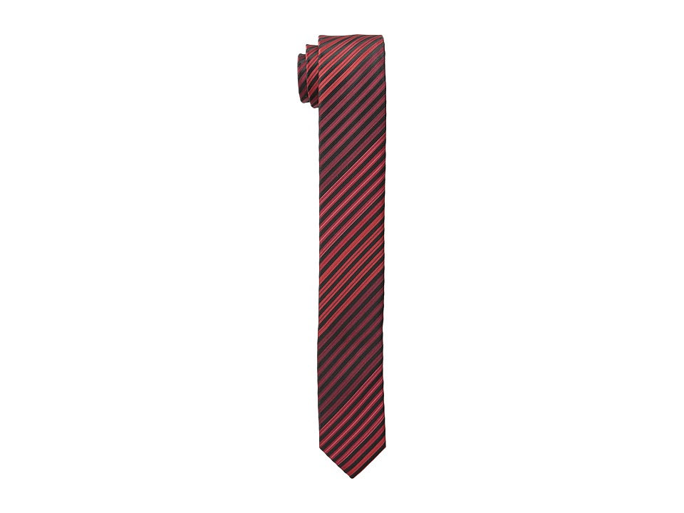 Appaman Kids - Tie - Single Pack (Little Kids) (Red Stripe) Ties