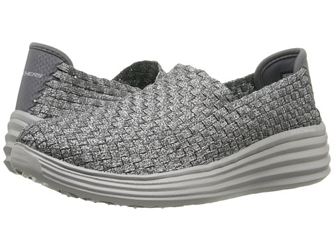 SKECHERS - Halo - Motion Picture (Gunmetal) Women