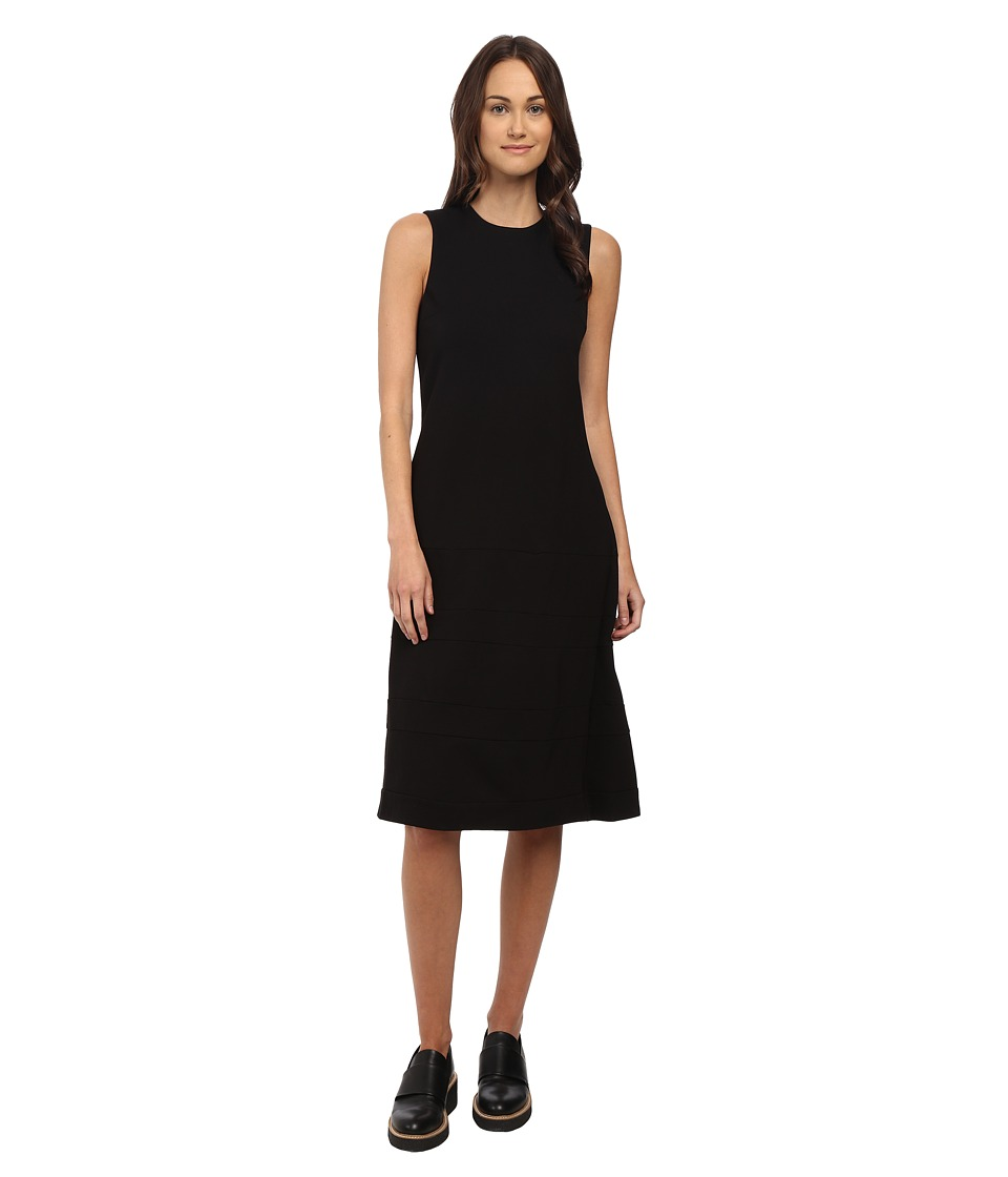 adidas Y-3 by Yohji Yamamoto - Lux 3S Dress (Black) Women's Dress