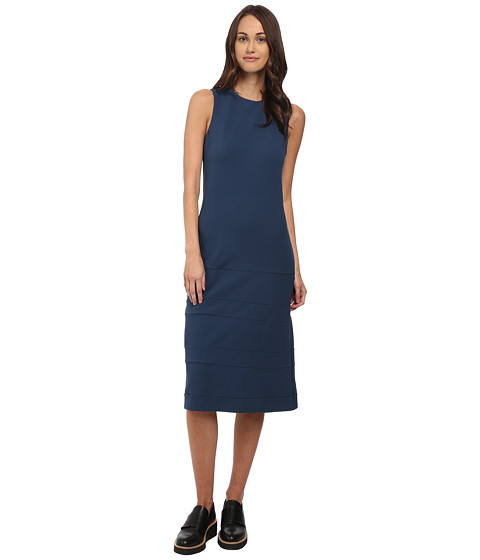 adidas Y-3 by Yohji Yamamoto - Lux 3S Dress (Sub Blue) Women's Dress
