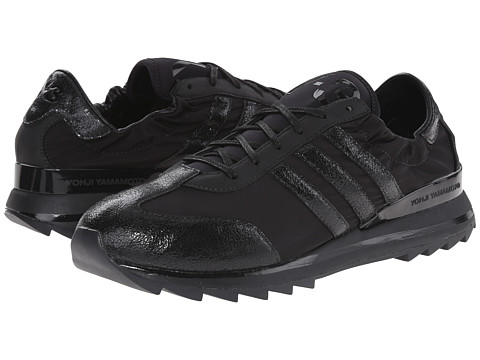 adidas Y-3 by Yohji Yamamoto - Rhita (Black/Black) Women's Lace up casual Shoes