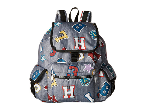 LeSportsac - Voyager Backpack (School Spirit) Backpack Bags
