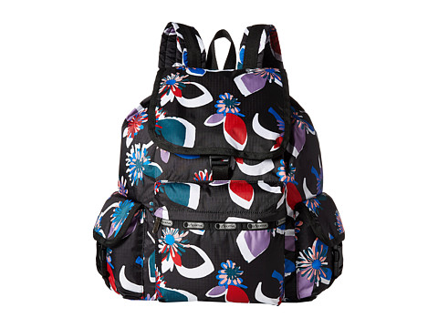 LeSportsac - Voyager Backpack (Pep Rally) Backpack Bags