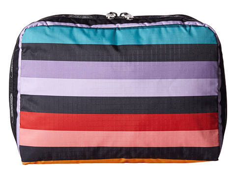 LeSportsac Luggage - Extra Large Rectangular Cosmetic (Wide Ruled) Cosmetic Case