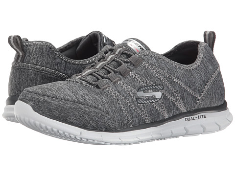 SKECHERS - Glider - Electricity (Gray) Women
