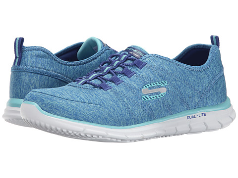 SKECHERS - Glider - Electricity (Blue) Women