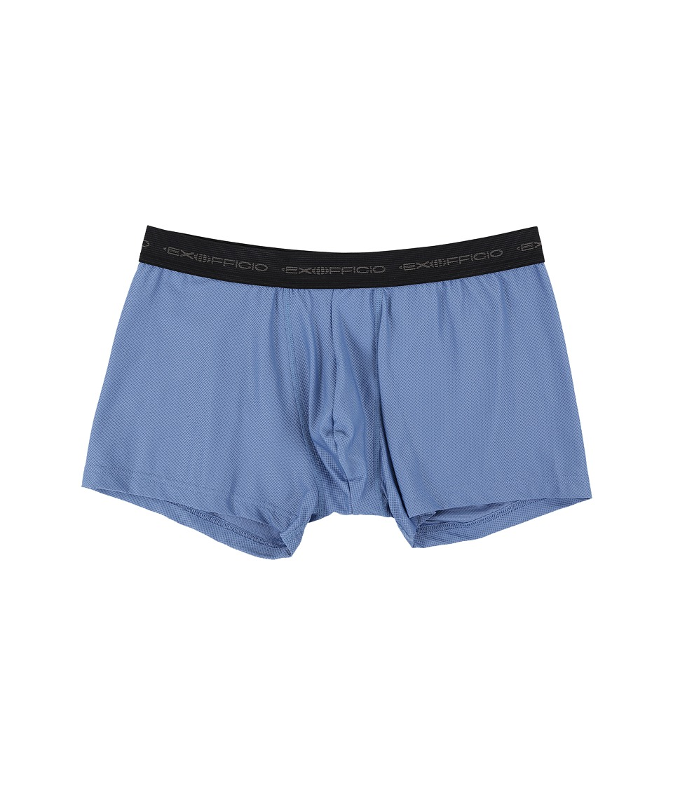 ExOfficio - Give-N-Go 3'' Boxer Brief (Riviera) Men's Underwear