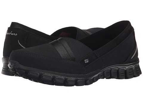 SKECHERS - EZ Flex 2 - Fascination (Black) Women