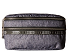 Modern Double Zip Belt Bag