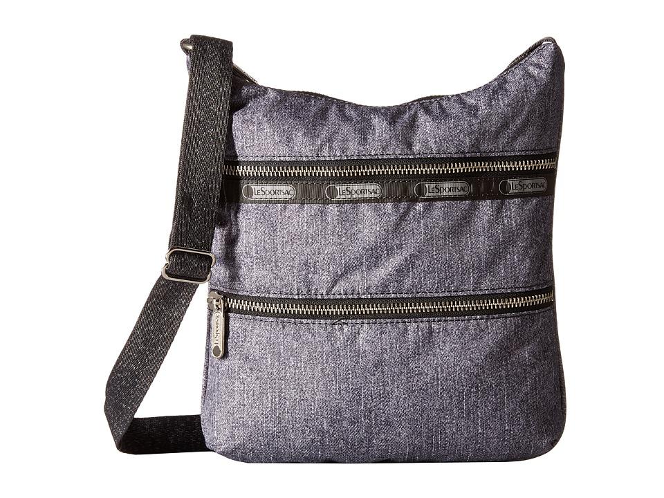 LeSportsac - Modern Kylie (Gunmetal Denim) Bags