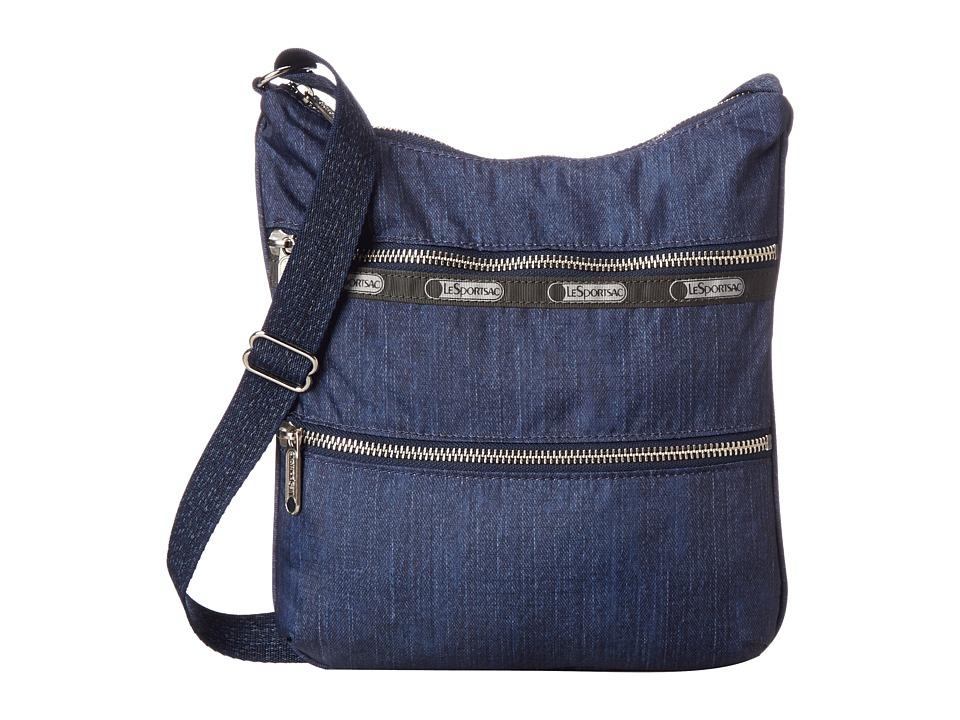 LeSportsac - Modern Kylie (True Navy Denim) Bags