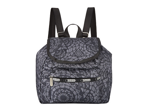 LeSportsac - Small Edie Backpack (Lace) Backpack Bags