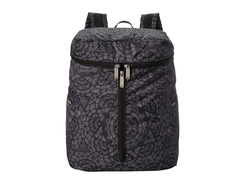 LeSportsac - Daytripper Backpack (Lace) Backpack Bags