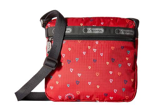 LeSportsac - Shellie Crossbody (Love Drops Red) Cross Body Handbags