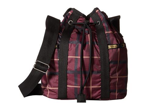 LeSportsac - Bucket Bag (Modern Plaid) Bags