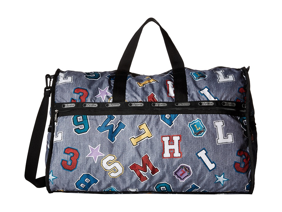 LeSportsac Luggage - Extra Large Weekender (School Spirit) Duffel Bags