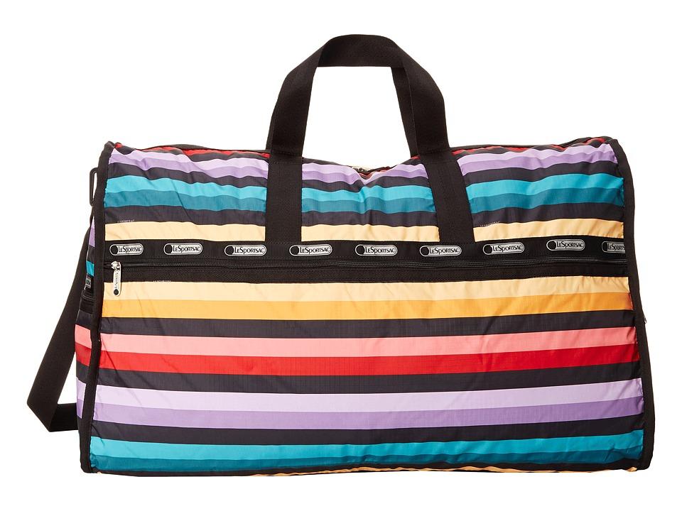 LeSportsac Luggage - Extra Large Weekender (Wide Ruled) Weekender/Overnight Luggage