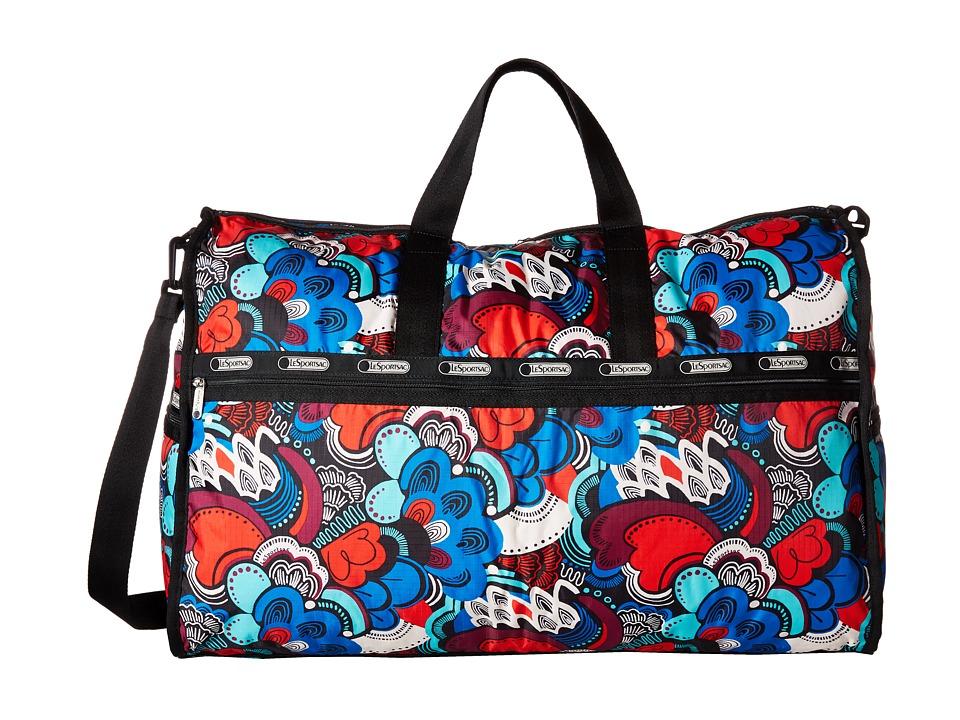 LeSportsac Luggage - Extra Large Weekender (Swoop-Dee-Doo) Duffel Bags