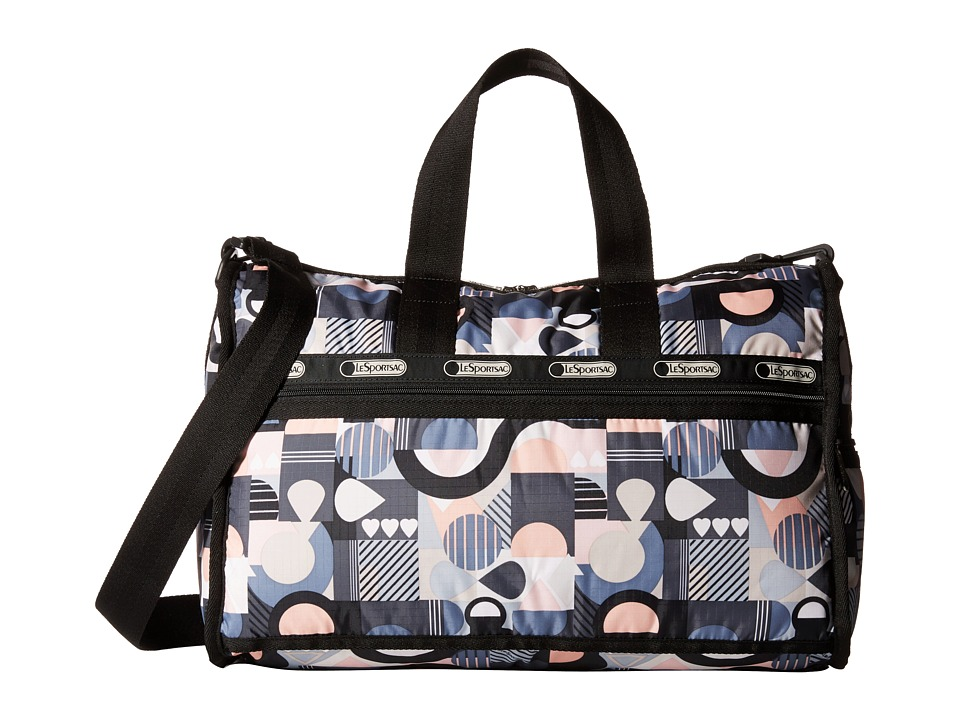 LeSportsac Luggage - Medium Weekender (Cubist) Duffel Bags