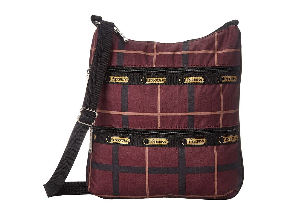 LeSportsac - Kylie (Modern Plaid) Cross Body Handbags